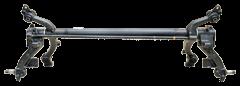 Tylna belka Peugeot 206 regeneracja