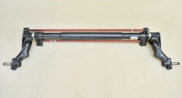 Tylna belka Citroen Xsara Kombi (1997-2005) – Kombi, hamulce tarczowe – 3XKT