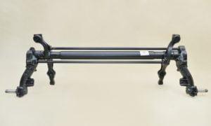 Tylna belka Citroen Saxo (1996-2003) – Hamulce tarczowe, VTS – 1T