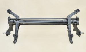Rear axle Citroen Berlingo I (1996-2010) – Multispace – PBO