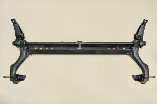 Renault Kangoo I (1997-2010) – Rear axle – triangular, ABS – KTA